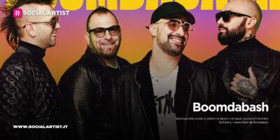 """Boomdabash, dall'11 dicembre il nuovo album """"Don't worry"""""""