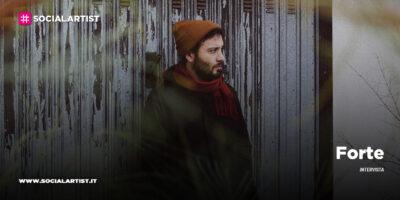 """VIDEOINTERVISTA FORTE, dal 27 novembre il primo album """"Amore Doni, Amore Vuoi"""""""