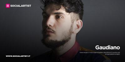 """Gaudiano, dal 12 novembre il nuovo singolo """"Polvere da sparo"""""""