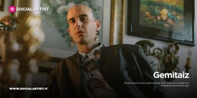 """Gemitaiz, dal 6 novembre il mixtape """"QVC9 – Quello che vi consiglio Vol 9"""""""