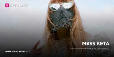 """M¥SS KETA, dal 6 novembre il nuovo singolo """"Due"""""""
