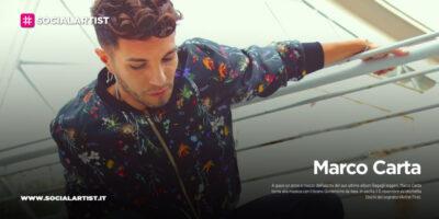 """Marco Carta, dal 6 novembre il nuovo singolo """"Domeniche da Ikea"""""""