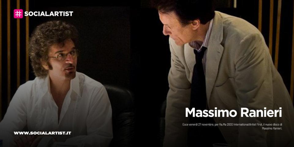 """Massimo Ranieri, dal 27 novembre il nuovo album """"Qui e adesso"""""""