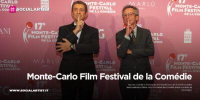 Canale 5, il 26 novembre l'evento dedicato al Monte-Carlo Film Festival de la Comédie