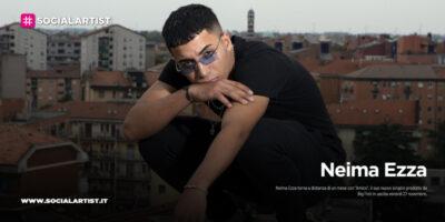 """Neima Ezza, dal 27 novembre il nuovo singolo """"Amico"""""""