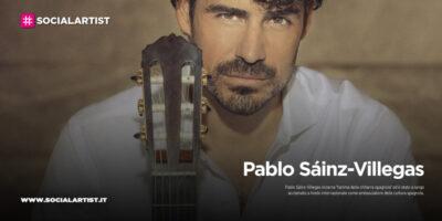 "Pablo Sáinz-Villegas, dal 20 novembre il nuovo album ""Soul Of Spanish Guitar"""