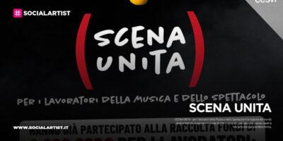 SCENA UNITA – per i lavoratori della Musica e dello Spettacolo, tutte le info