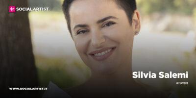 """VIDEOINTERVISTA Silvia Salemi, dal 25 settembre il nuovo singolo """"Chagall"""""""
