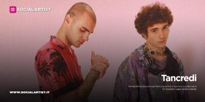 """Tancredi, dal 13 novembre il nuovo singolo """"Bella"""" feat. Nashley (Remix)"""