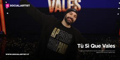 Tù Sì Que Vales, Andrea Paris vince la settima edizione