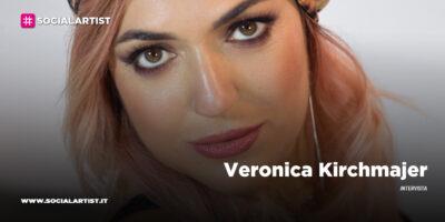 """VIDEOINTERVISTA Veronica Kirchmajer, dal 13 novembre il nuovo singolo """"Canto"""""""