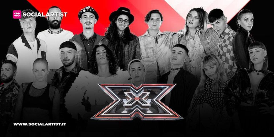CLASSIFICA – come stanno andando gli inediti di X Factor 2020