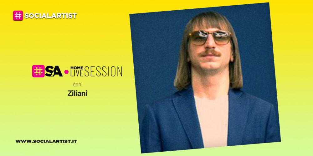 SA Home Live Session   Ziliani   Seconda Serie