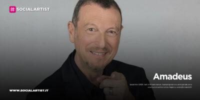 Sanremo 2022, Amadeus al timone della 72° edizione della kermesse canora