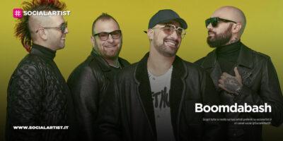 """Boomdabash, la conferenza stampa sul nuovo album """"The Best Of Boomdabash – Don't Worry"""""""