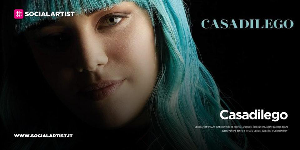 """Casadilego, dall'11 dicembre il nuovo album """"Casadilego"""""""
