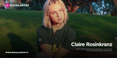 """Claire Rosinkranz, dal 9 dicembre il nuovo EP """"BeVerly Hills BoYfRiEnd (Remixes)"""""""