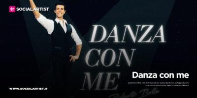 """Rai 1, il 1 gennaio Roberto Bolle in """"Danza con me"""""""