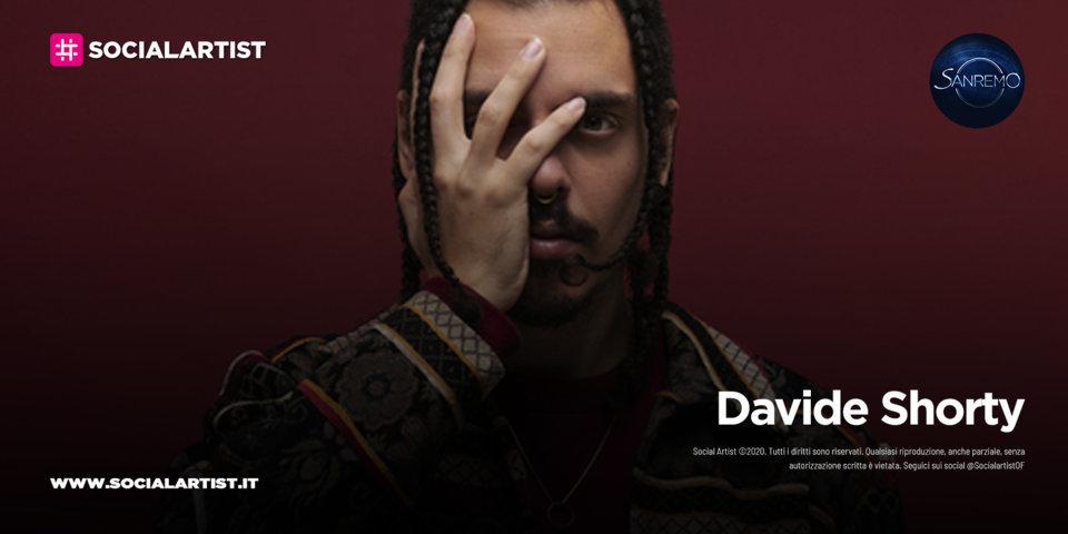 """Davide Shorty, in gara tra le Nuove Proposte di Sanremo 2021 con il brano """"Regina"""""""