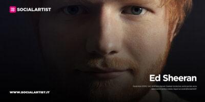 """Ed Sheeran, dal 21 dicembre il nuovo singolo """"Afterglow"""""""