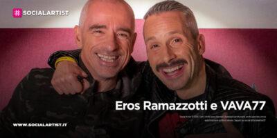 Eros Ramazzotti e VAVA77, insieme per i regali  solidali della Fondazione Cesvi