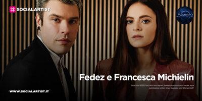 """Fedez e Francesca Michielin, in gara a Sanremo 2021 con il brano """"Chiamami per nome"""""""