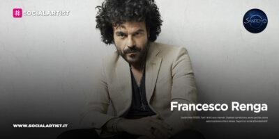 """Francesco Renga, la conferenza stampa di """"Quando trovo te"""""""