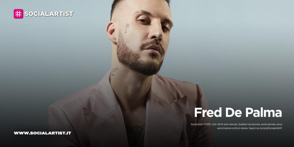 """Fred De Palma, quinto disco di platino per """"Se illuminaba"""" con Ana Mena"""