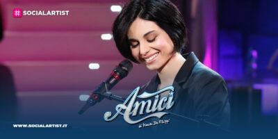 Amici 20, Giordana Angi si esibisce durante la quinta puntata del pomeridiano