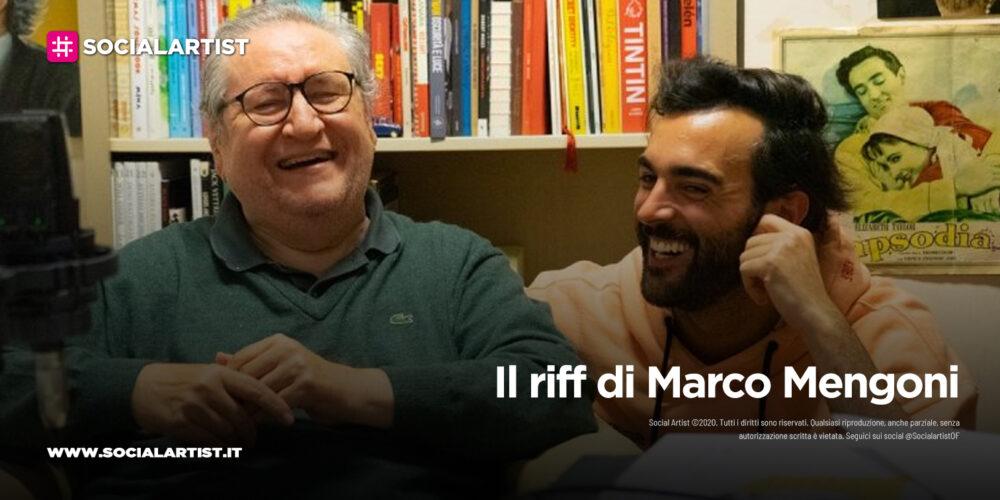 Il riff di Marco Mengoni, Vincenzo Mollica ospite della sesta puntata
