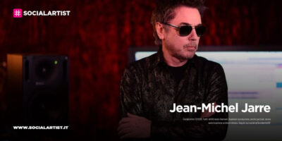 """Jean-Michel Jarre, live a capodanno con """"Welcome to the other side"""""""