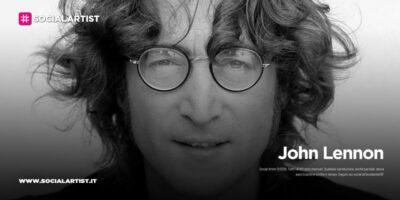 Canale 5, speciale TG5 dedicato a John Lennon