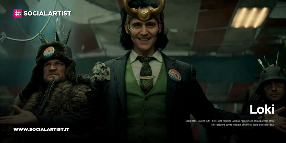 Disney+ – Loki (Prima Stagione)