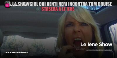 Le Iene Show, lo scherzo a Matilde Brandi
