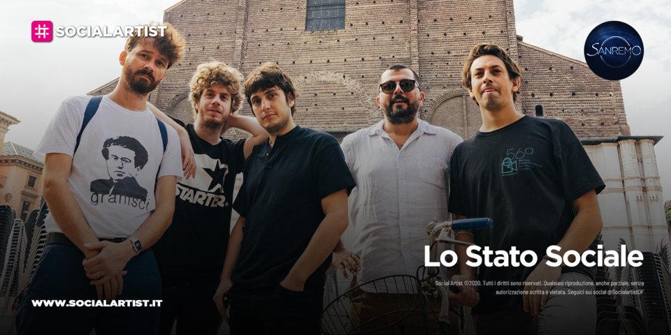 """Lo Stato Sociale, in gara a Sanremo 2021 con il brano """"Combat Pop"""""""