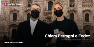 Chiara Ferragni e Fedez, consegnato dal Sindaco Sala l'Ambrogino d'oro