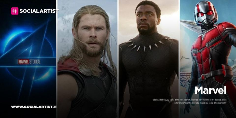Disney+ – annunciati i progetti Marvel, in lavorazione nel 2021