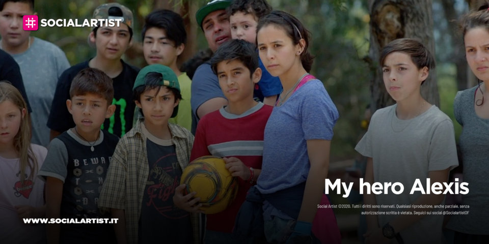Giffoni Film Festival – My hero Alexis