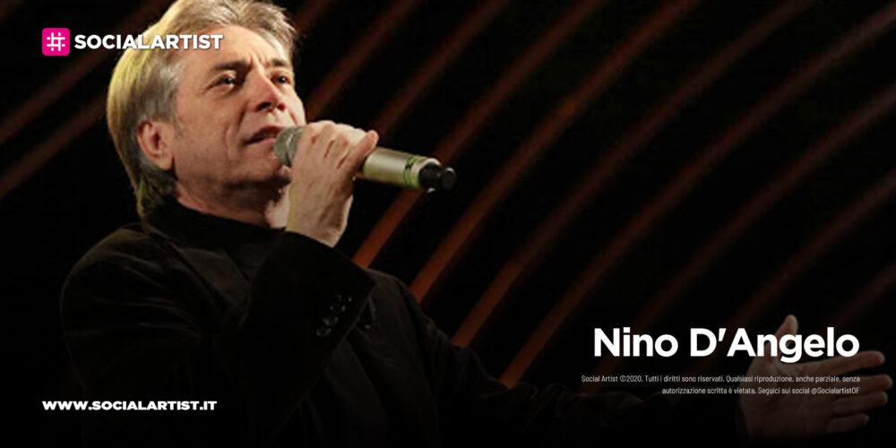 """Nino D'Angelo, le date del """"Il poeta che non sa parlare tour 2021"""""""