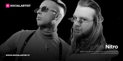 """Nitro, dall'11 dicembre il nuovo singolo """"Ossigeno"""" feat. Vegas Jones"""