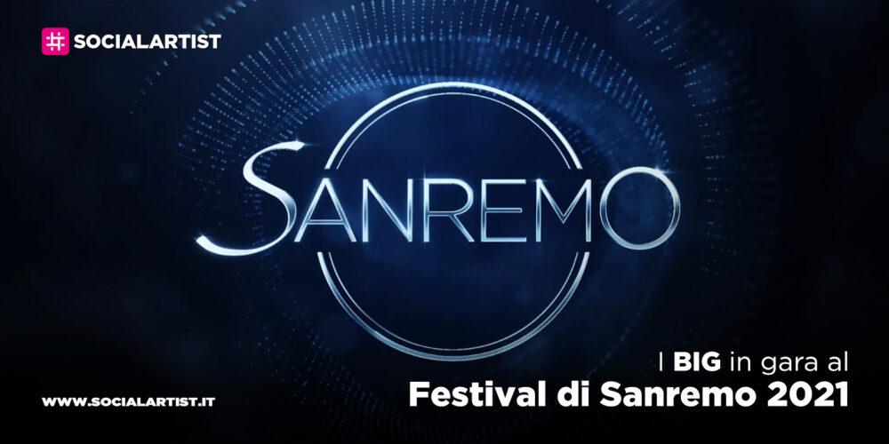 Sanremo 2021, la lista dei ventisei Big in gara al Festival