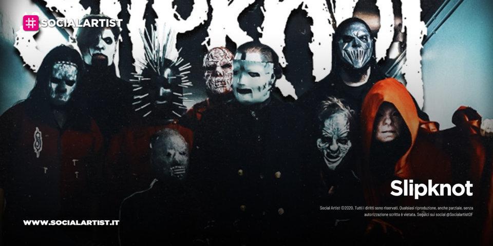 Slipknot, le date del tour 2021