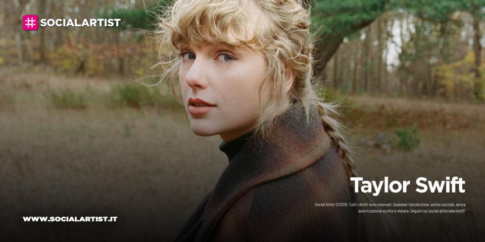 """Taylor Swift, dall'11 dicembre il nuovo album """"evermore"""""""