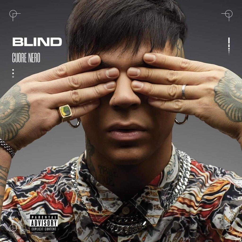 BLIND Cuore Nero X Factor 2020