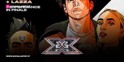 X Factor 2020, Hell Raton con Mara Sattei, Lazza e Slait alla finale