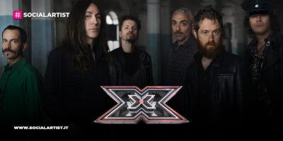 X Factor 2020, Manuel Agnelli e gli Afterhours alla finale