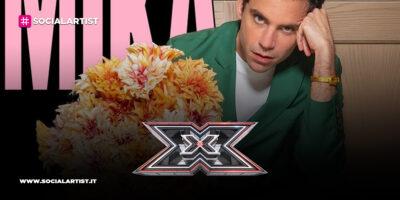 X Factor 2020, Mika si esibisce con un medley alla finale