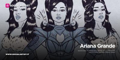 """Ariana Grande, da venerdì 15 gennaio il remix di """"34+35"""""""