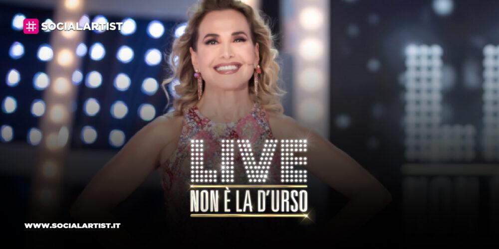 LIVE – Non è la d'Urso, la diciottesima puntata in onda il 21 febbraio