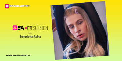 SA Home Live Session | Benedetta Raina | Seconda Serie